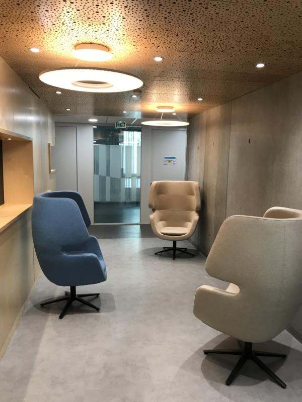 Aménagement des bureaux à Angers