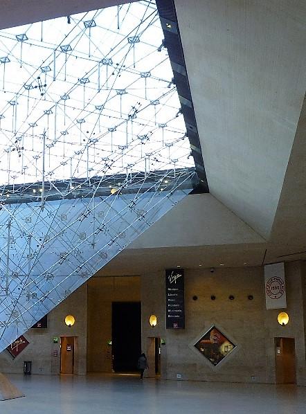 Rénovation d'une surface commerciale au Carrousel du Louvre