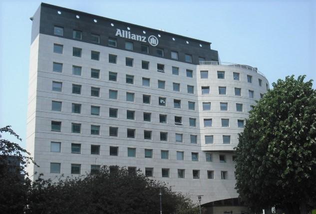 Remise en conformité des bureaux Allianz-Acacia