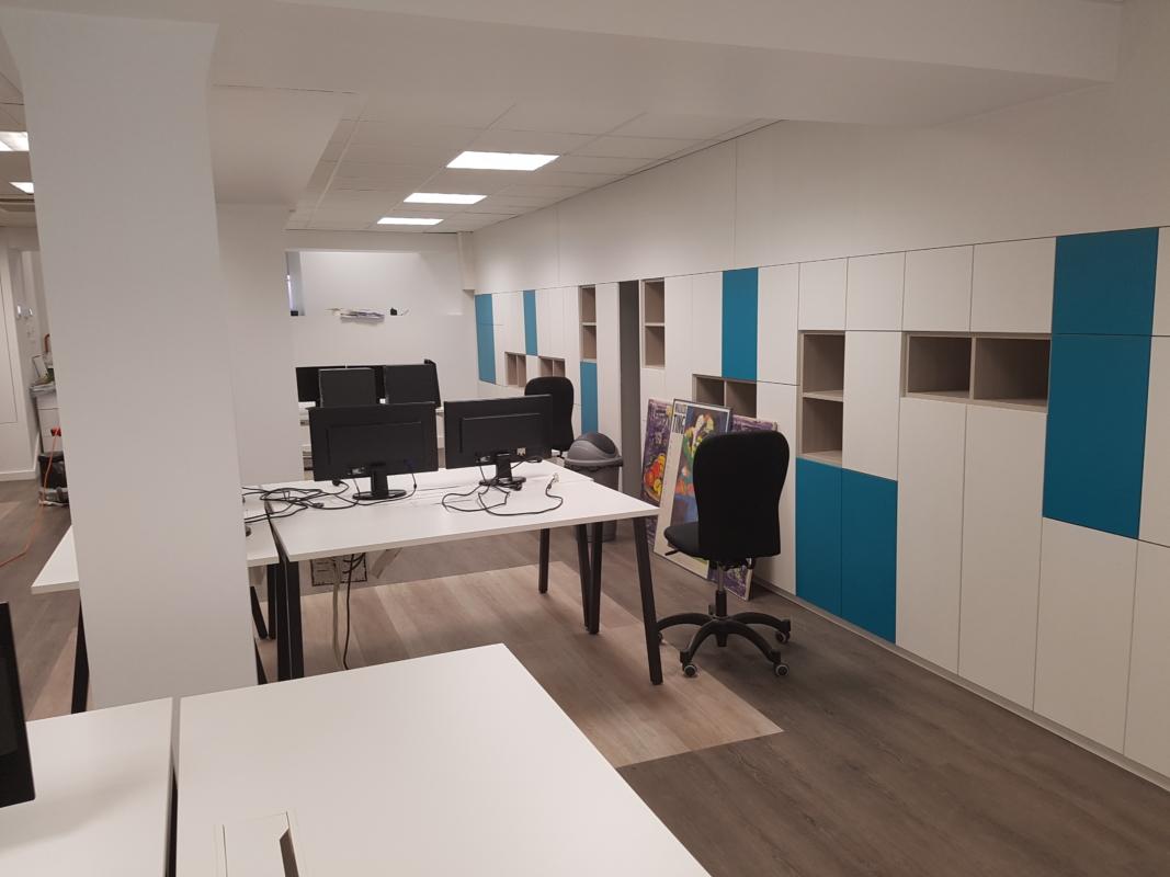 Rénovation des bureaux de O