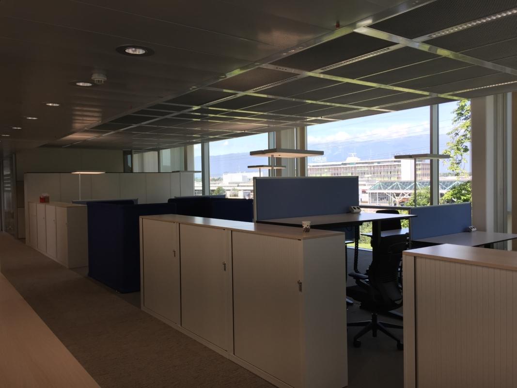 Aménagement d'un immeuble de bureaux pour ZURICH INSURANCE GROUP