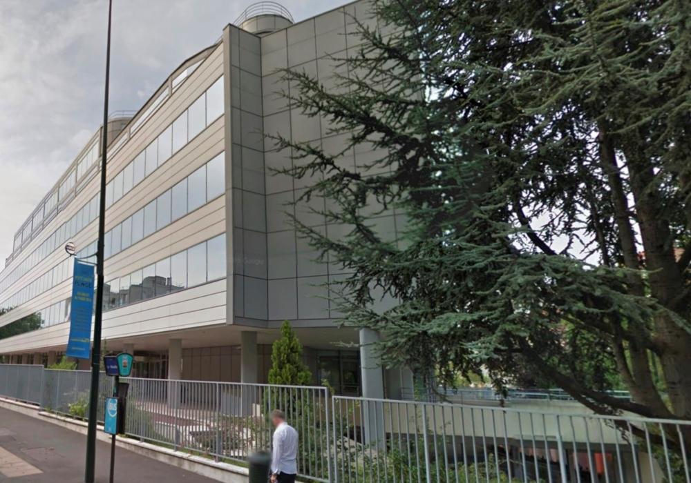 Transformation d'un immeuble de bureaux en institut de formation