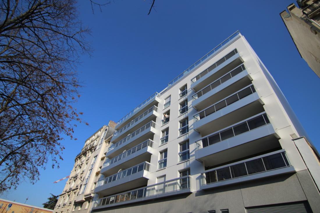 Programme de logements à Paris 12ème pour SOGEXO