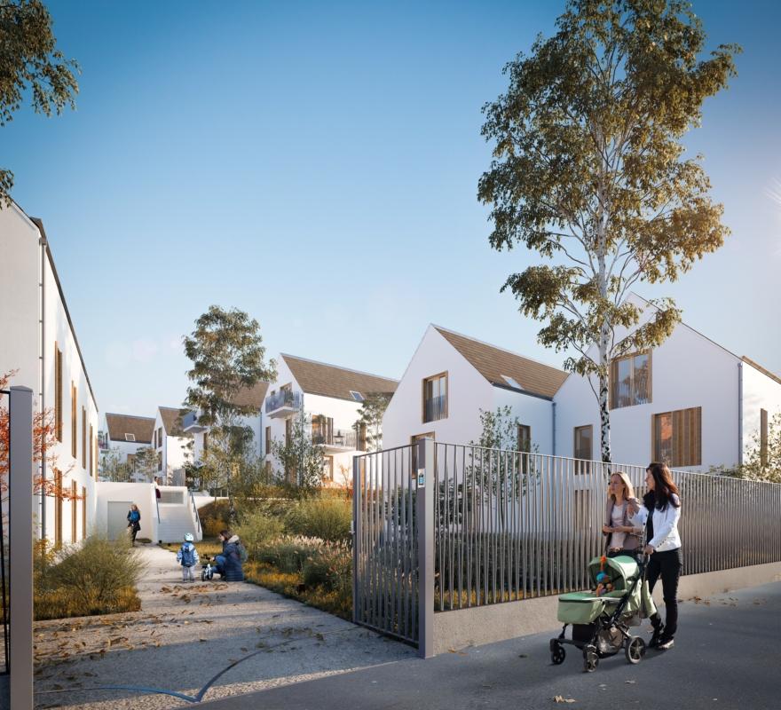 Construction de 45 logements par IMMOBILIÈRE 3F