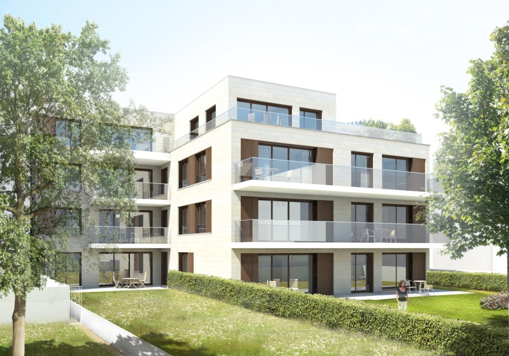 Une résidence de 21 logements pour le GROUPE ACCUEIL