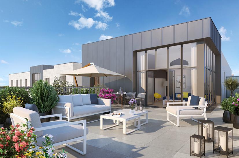 Un nouvel ensemble immobilier pour ALTAREA COGEDIM