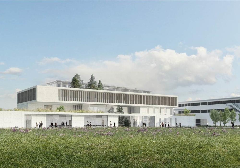 Projet de bureaux à Chartres pour le groupe COVÉA