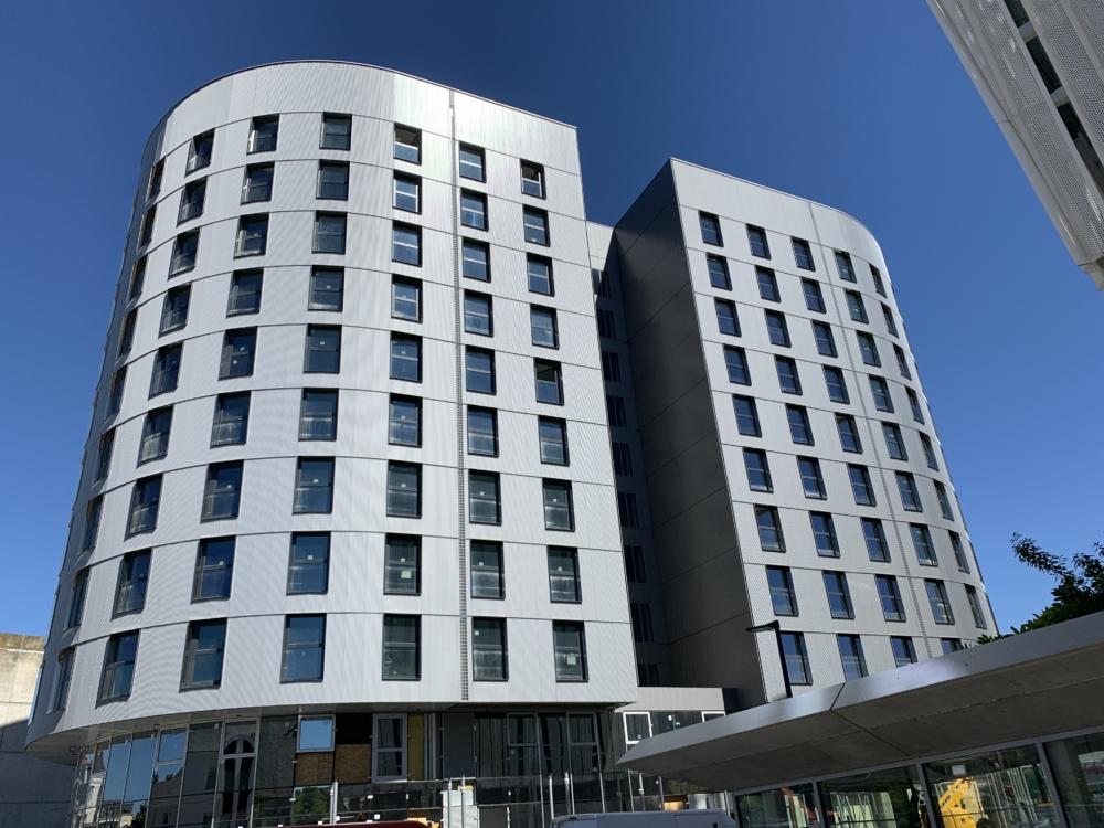 Résidence hôtelière Groupe Giboire à Angers avec logements étudiants