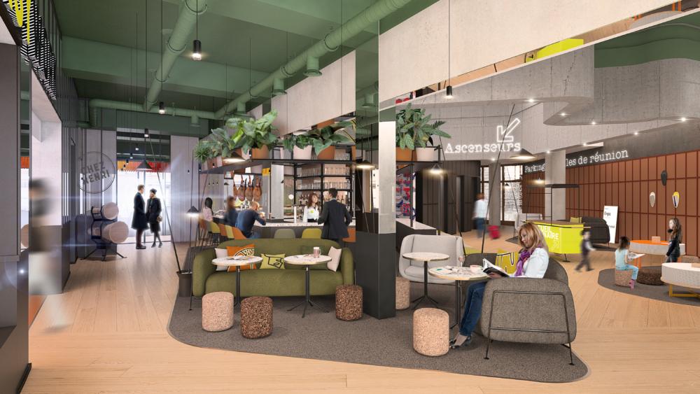 Rénovation de l'hôtel Novotel Gare de Lyon à Paris 12 pour AccorInvest