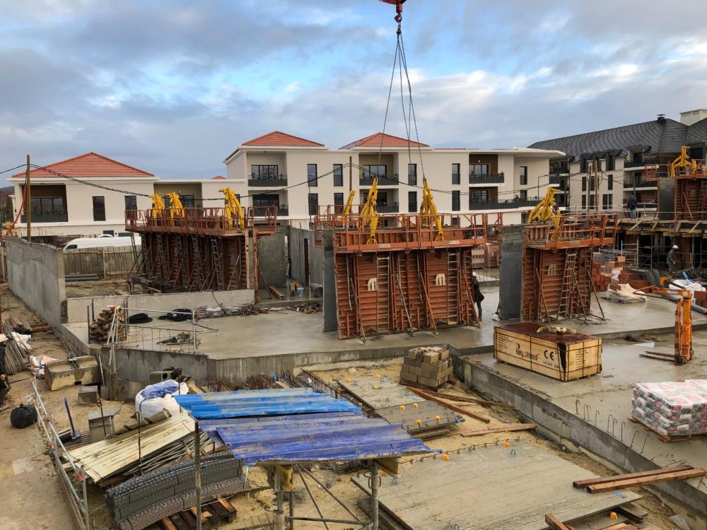 Construction de 64 logements et crèche pour Tagerim Immobiliier et Patrimoine à Cormeilles-en-Parisis (Val d
