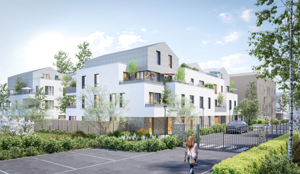 COVIVIO, Logements, Saint-Germain-lès-Corbeil (Essonne)