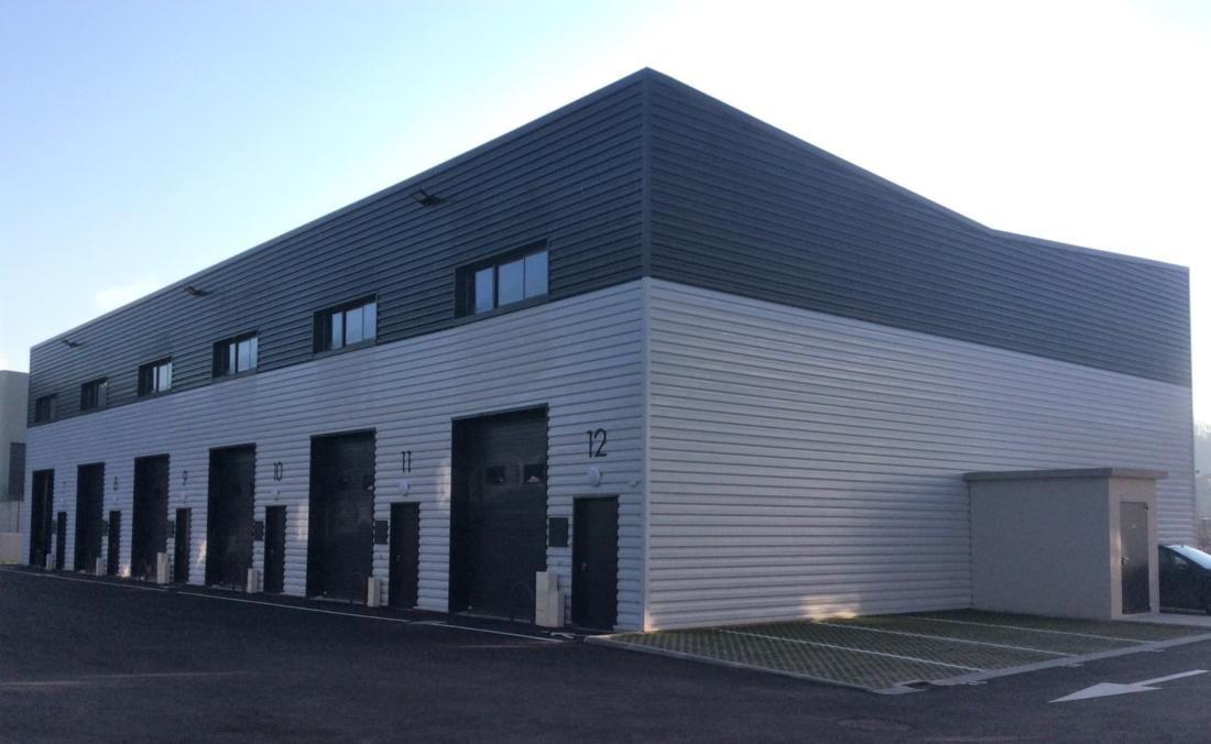 EUCLASE MANAGEMENT, Bureaux et locaux d'activité, Valenton (Val-de-Marne)