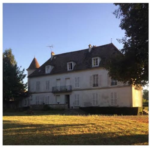 Rénovation MANOIR DE THIMÉCOURT – Château – Luzarches (Val d