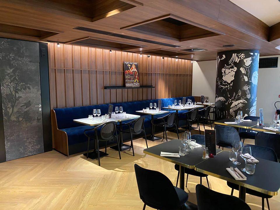 ACCORINVEST Rénovation Hôtel Mercure Saxe Lyon