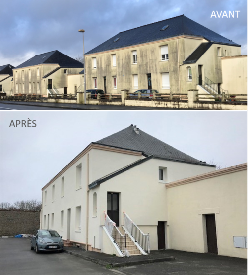 CDC HABITAT, Logements, Vannes (Morbihan) - ministère des Armées