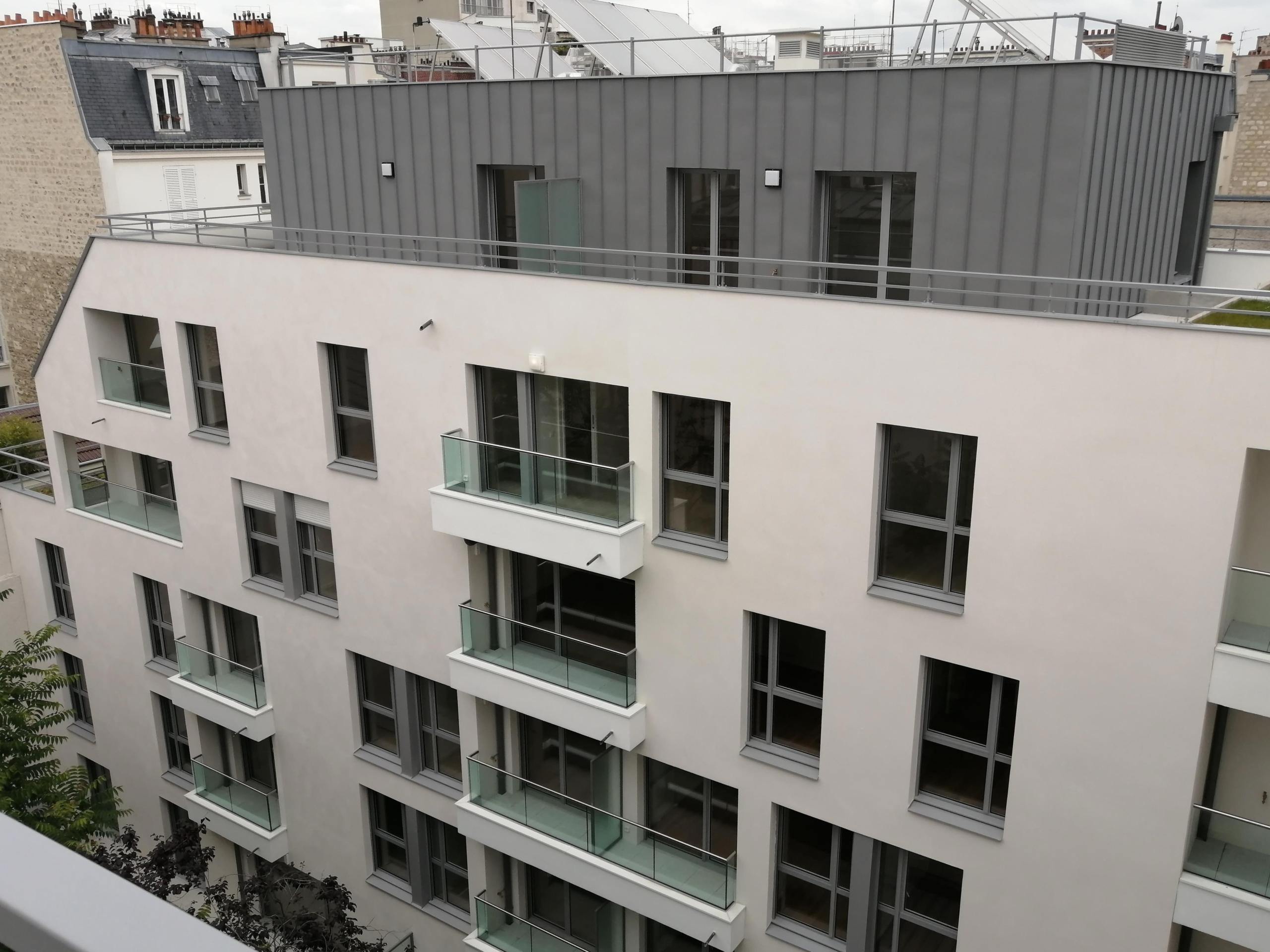 GROUPE ACCUEIL, Logements, Paris 18ème