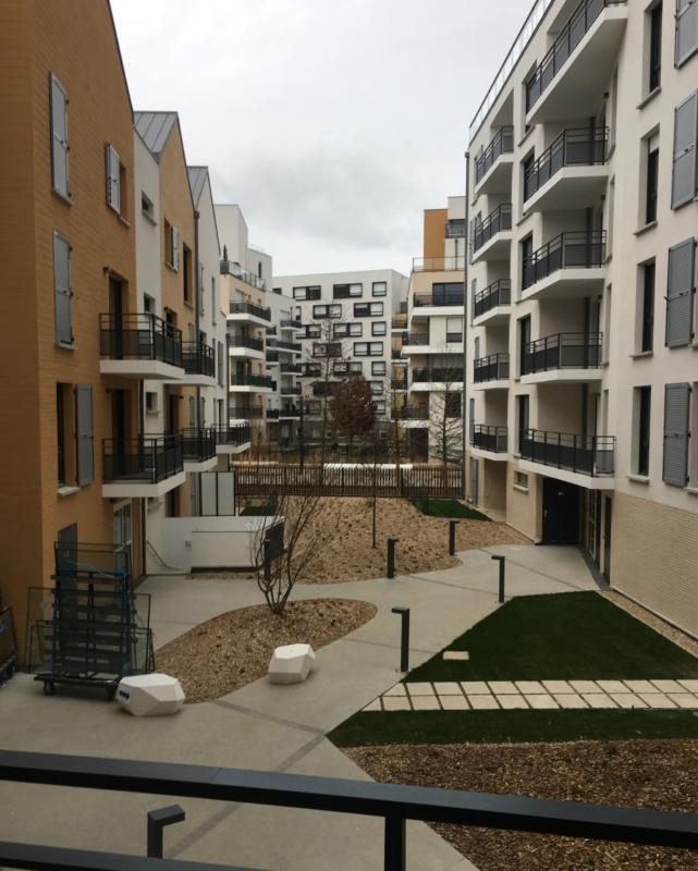 L'îlot E du programme de logements mené par SOGEBROWN (SOGEPROM et BROWNFIELD) , Logements, Poissy (Yvelines)