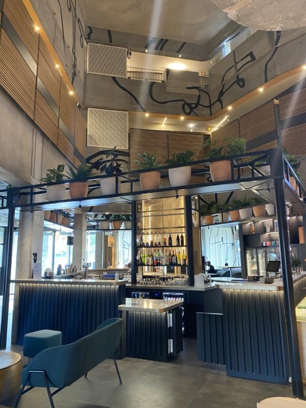 Accorinvest - réhabilitation des services généraux de l'Hôtel Novotel Gare de Lyon à Paris