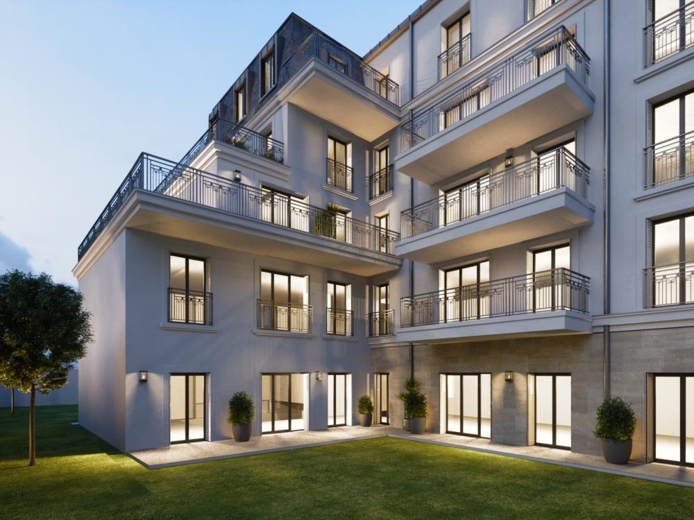 Construction de 18 logements à Vincennes pour le promoteur Bricqueville