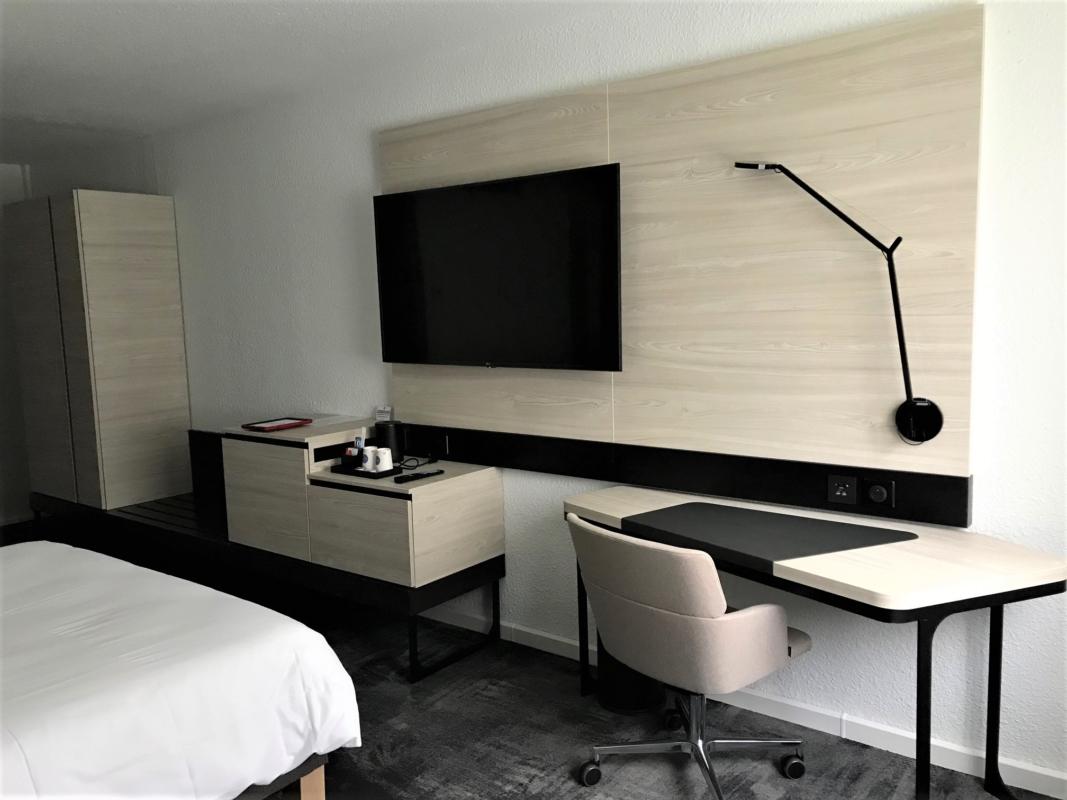 Rénovation hôtel - SCI SO.HO.LD / GROUPE LE DUFF – Hôtel – Rennes (Ille-et-Vilaine)