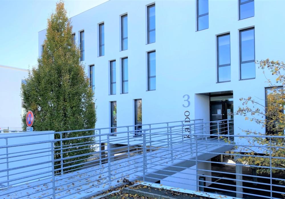 Réhabilitation de deux plateaux de bureaux à Rennes pour BNP PARIBAS REAL ESTATE
