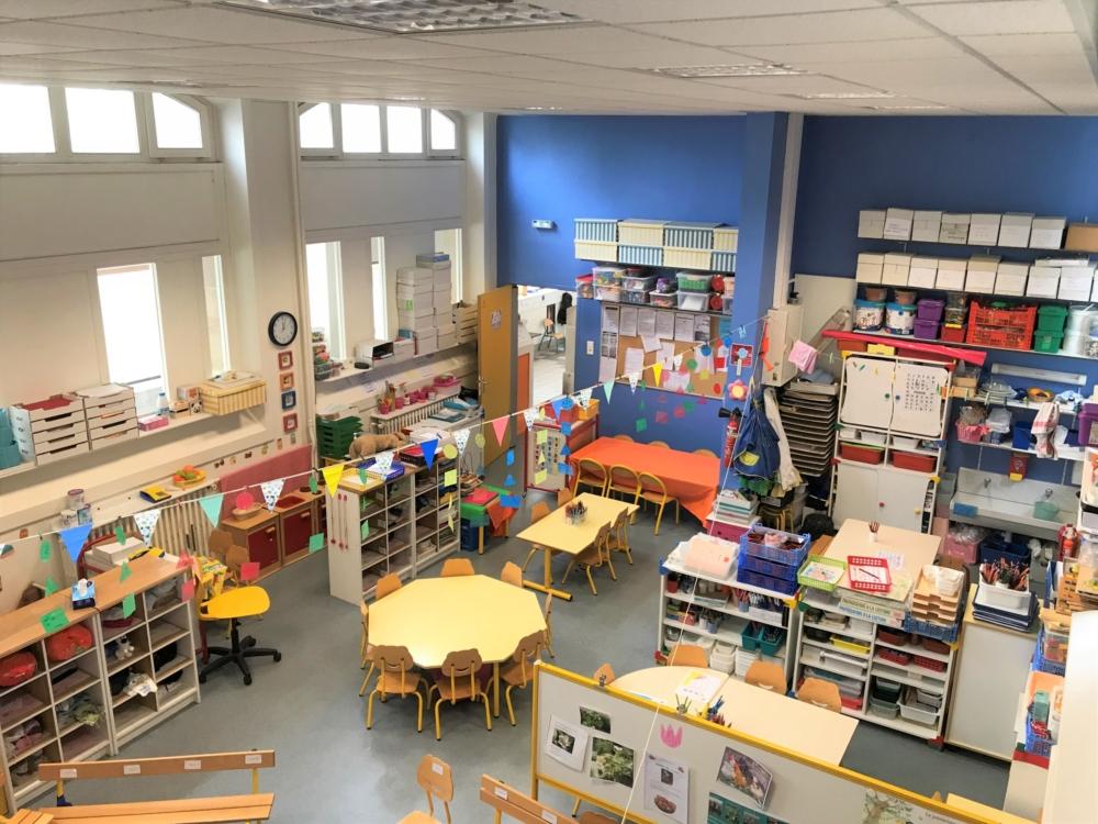 Audit des écoles primaires et maternelles de Nancy sur le bâti et les installations techniques