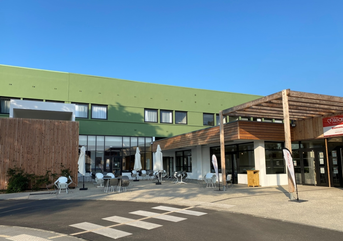 Rénovation et extension du village de vacances de MILEADE, Ile de Noirmoutier